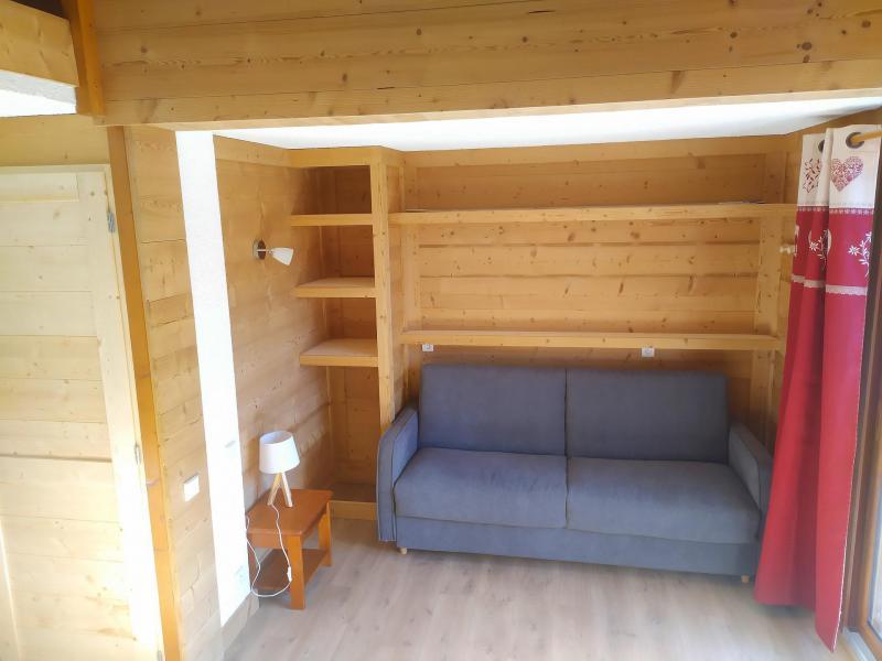 Alquiler al esquí Apartamento 3 piezas mezzanine para 7 personas (31) - Résidence le Petit Mont Cenis - Termignon-la-Vanoise