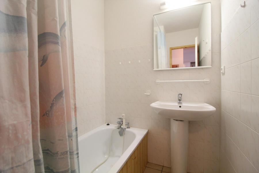 Location au ski Appartement 2 pièces 4 personnes (20) - Résidence le Petit Mont Cenis - Termignon-la-Vanoise - Salle de bains