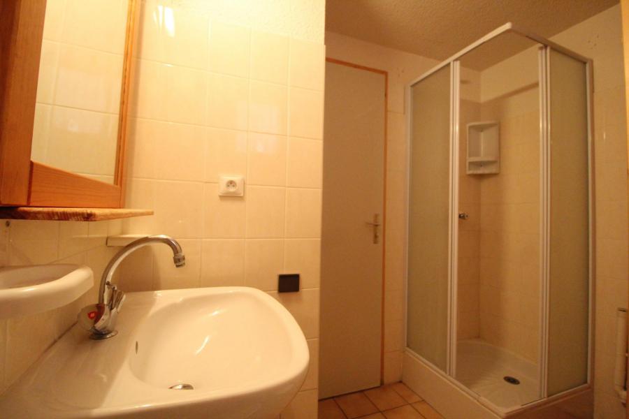 Location au ski Appartement 2 pièces mezzanine 6 personnes (26) - Résidence le Petit Mont Cenis - Termignon-la-Vanoise - Douche