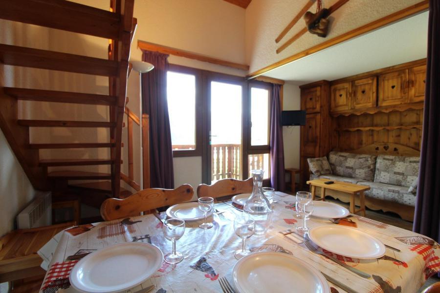 Location au ski Appartement duplex 3 pièces 8 personnes (32) - Résidence le Petit Mont Cenis - Termignon-la-Vanoise - Appartement