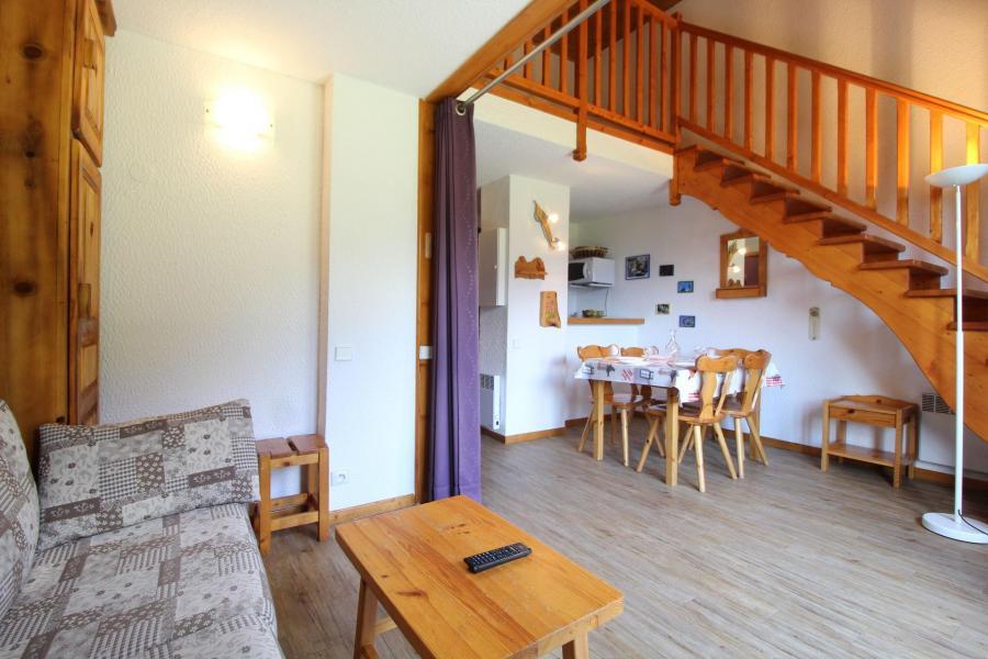 Location au ski Appartement duplex 3 pièces 8 personnes (32) - Résidence le Petit Mont Cenis - Termignon-la-Vanoise - Séjour