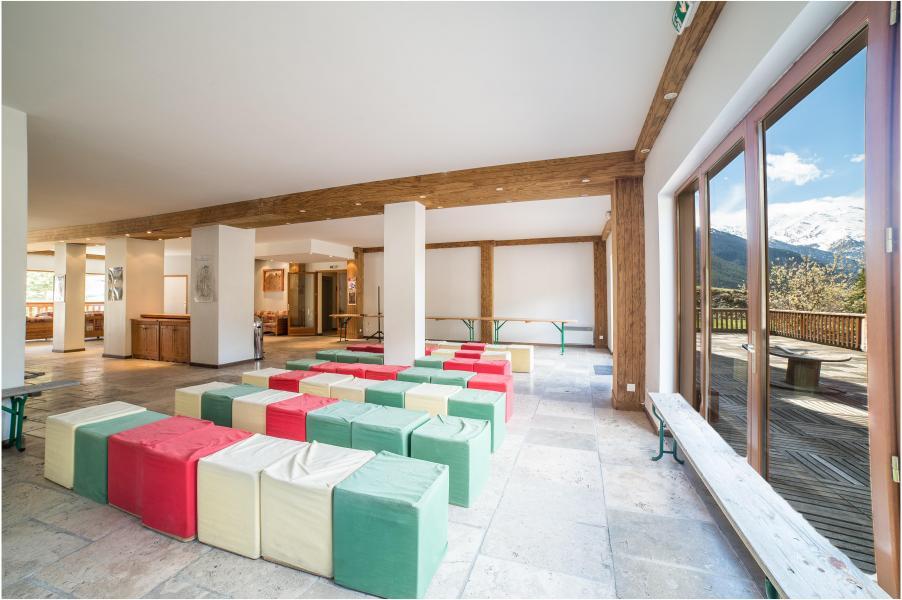 Location au ski Résidence les Terrasses de Termignon - Termignon-la-Vanoise - Réception