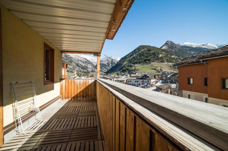 Location au ski Résidence les Terrasses de Termignon - Termignon-la-Vanoise - Balcon