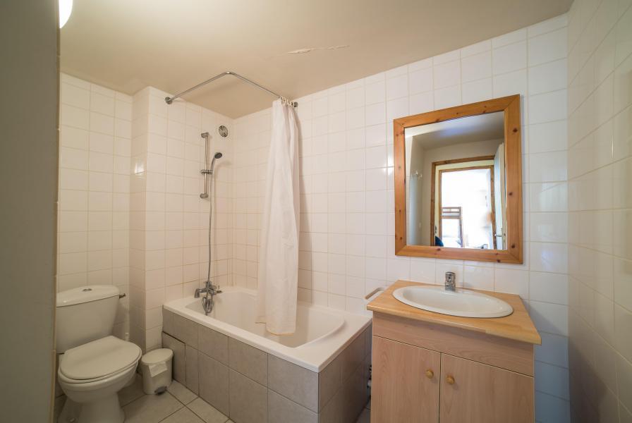 Location au ski Résidence les Terrasses de Termignon - Termignon-la-Vanoise - Salle de bains
