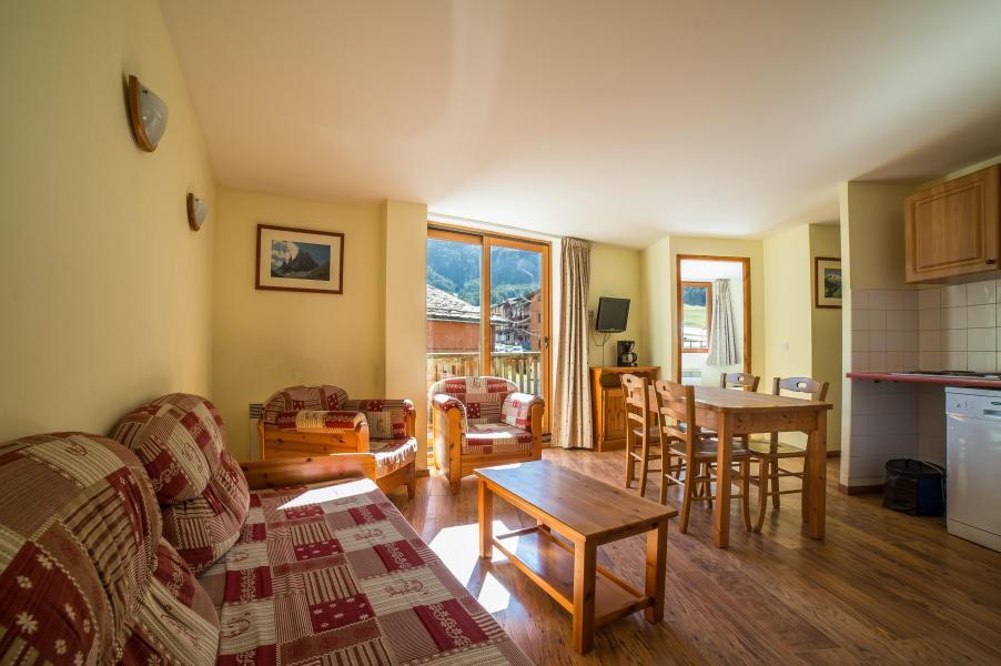 Location au ski Résidence les Terrasses de Termignon - Termignon-la-Vanoise - Séjour
