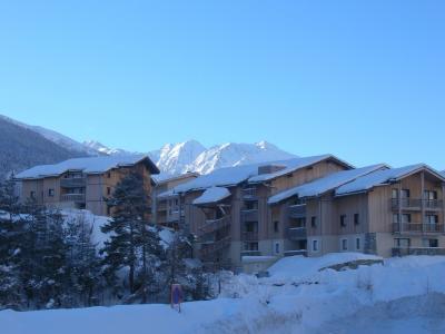 Vacances en montagne Les Balcons de la Vanoise - Termignon-la-Vanoise - Extérieur hiver