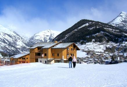 Holiday in mountain resort Les Balcons de la Vanoise - Termignon-la-Vanoise - Winter outside
