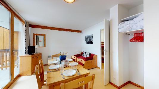 Location au ski Appartement 2 pièces coin montagne 6 personnes (2P6CM+) - Les Balcons de la Vanoise - Termignon-la-Vanoise