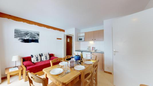 Location au ski Appartement 2 pièces cabine 6 personnes (2P6CC+) - Les Balcons de la Vanoise - Termignon-la-Vanoise
