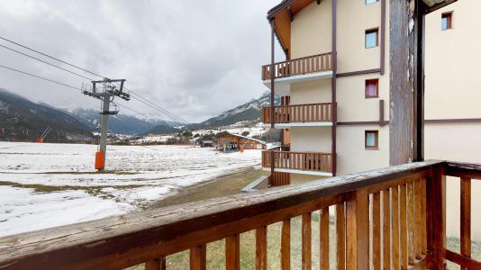 Holiday in mountain resort 2 room apartment cabin 6 people (2P6CC+) - Les Balcons de la Vanoise - Termignon-la-Vanoise - Winter outside