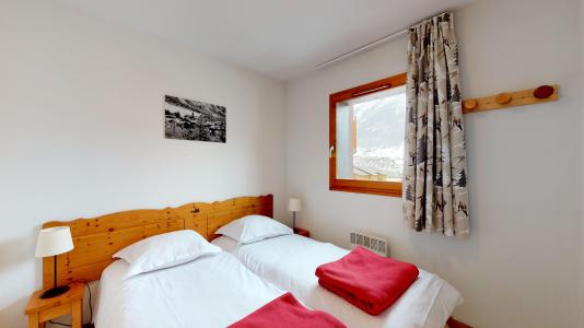 Location au ski Appartement 2 pièces coin montagne 6 personnes (2P6CM+) - Les Balcons de la Vanoise - Termignon-la-Vanoise - Lit simple