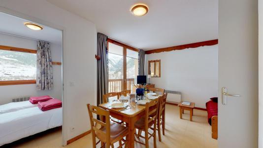 Location au ski Appartement 2 pièces coin montagne 6 personnes (2P6CM+) - Les Balcons de la Vanoise - Termignon-la-Vanoise - Séjour