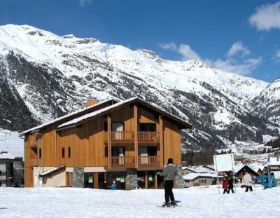 Location au ski Les Balcons De La Vanoise - Termignon-la-Vanoise - Extérieur hiver