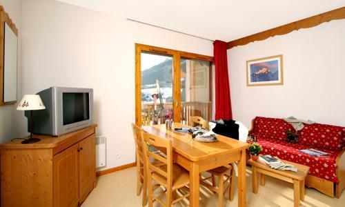 Location au ski Les Balcons De La Vanoise - Termignon-la-Vanoise - Appartement