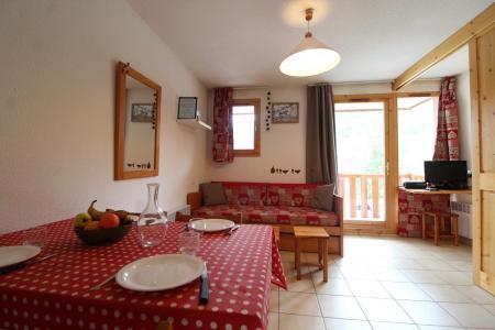 Аренда на лыжном курорте Апартаменты 2 комнат 4 чел. (24) - Résidence le Petit Mont Cenis - Termignon-la-Vanoise - Столова&