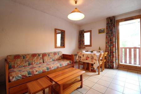 Аренда на лыжном курорте Апартаменты 2 комнат 4 чел. (8) - Résidence le Petit Mont Cenis - Termignon-la-Vanoise - Салон