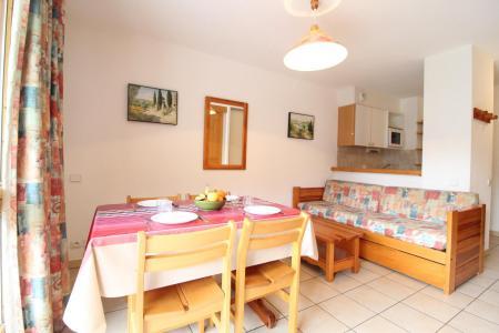 Аренда на лыжном курорте Апартаменты 2 комнат 4 чел. (9) - Résidence le Petit Mont Cenis - Termignon-la-Vanoise - Салон