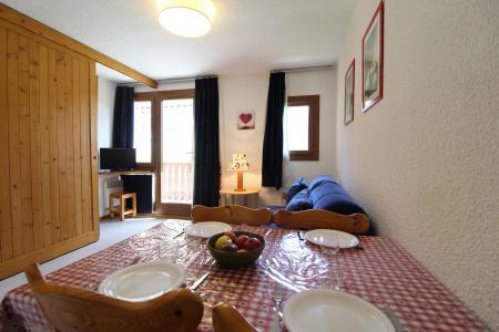 Аренда на лыжном курорте Апартаменты 2 комнат 4 чел. (A021) - Résidence le Petit Mont Cenis - Termignon-la-Vanoise - Салон