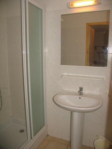 Location au ski Appartement 2 pièces 4 personnes (026) - Residence Le Petit Mont Cenis - Termignon-la-Vanoise - Lavabo