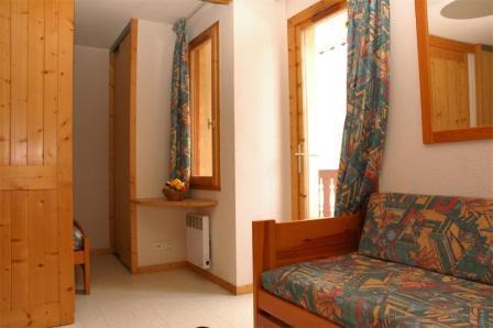 Location au ski Appartement 2 pièces 4 personnes (08) - Residence Le Petit Mont Cenis - Termignon-la-Vanoise - Canapé