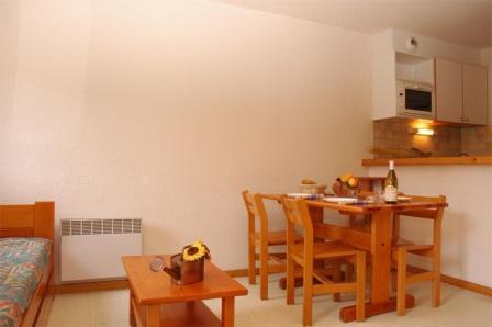 Location au ski Appartement 2 pièces 4 personnes (08) - Residence Le Petit Mont Cenis - Termignon-la-Vanoise - Kitchenette