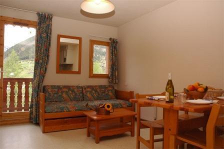 Location au ski Appartement 2 pièces 4 personnes (08) - Residence Le Petit Mont Cenis - Termignon-la-Vanoise - Séjour