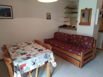 Location au ski Appartement 2 pièces 4 personnes (13) - Résidence le Petit Mont Cenis - Termignon-la-Vanoise - Séjour