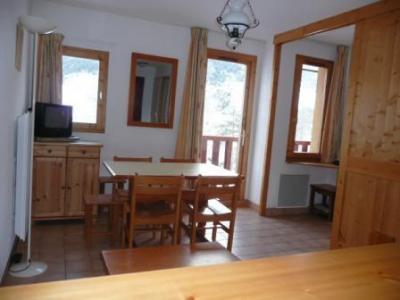Location au ski Appartement 2 pièces 4 personnes (16) - Residence Le Petit Mont Cenis - Termignon-la-Vanoise - Séjour