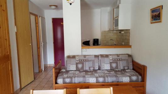 Location au ski Appartement 2 pièces 4 personnes (16) - Résidence le Petit Mont Cenis - Termignon-la-Vanoise - Séjour