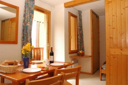 Location au ski Appartement 2 pièces 4 personnes (17) - Residence Le Petit Mont Cenis - Termignon-la-Vanoise - Radiateur