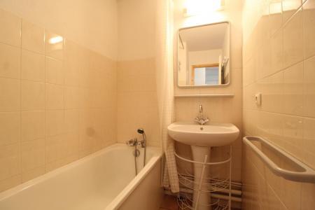 Location au ski Appartement 2 pièces 4 personnes (17) - Résidence le Petit Mont Cenis - Termignon-la-Vanoise - Salle de bains