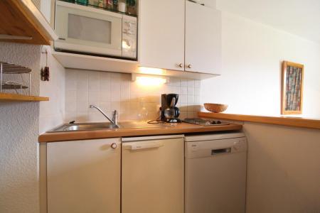 Location au ski Appartement 2 pièces 4 personnes (22) - Résidence le Petit Mont Cenis - Termignon-la-Vanoise - Cuisine
