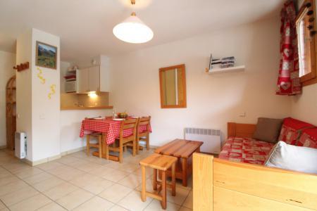 Location au ski Appartement 2 pièces 4 personnes (24) - Résidence le Petit Mont Cenis - Termignon-la-Vanoise - Cuisine