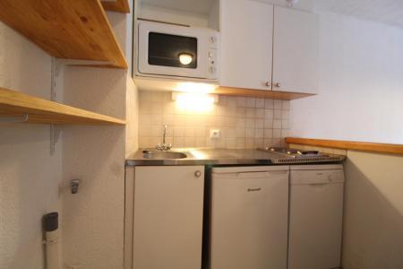 Location au ski Appartement 2 pièces 4 personnes (8) - Résidence le Petit Mont Cenis - Termignon-la-Vanoise - Cuisine