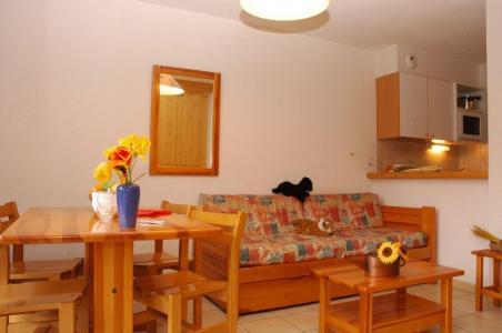 Location au ski Appartement 2 pièces 4 personnes (8) - Residence Le Petit Mont Cenis - Termignon-la-Vanoise - Séjour