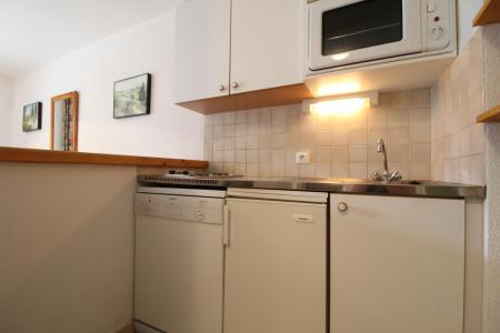 Location au ski Appartement 2 pièces 4 personnes (9) - Résidence le Petit Mont Cenis - Termignon-la-Vanoise - Cuisine