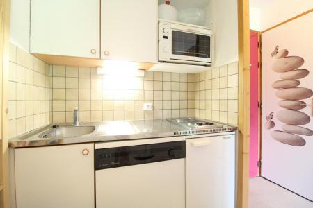 Location au ski Appartement 2 pièces 4 personnes (A021) - Résidence le Petit Mont Cenis - Termignon-la-Vanoise - Cuisine