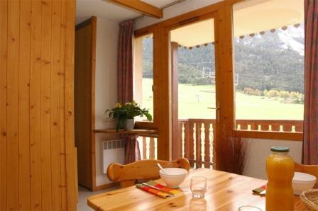 Location au ski Appartement 2 pièces coin montagne 6 personnes (19) - Residence Le Petit Mont Cenis - Termignon-la-Vanoise - Table basse