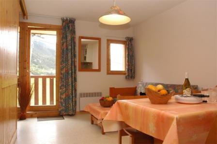 Location au ski Appartement 2 pièces coin montagne 6 personnes (7) - Residence Le Petit Mont Cenis - Termignon-la-Vanoise - Table