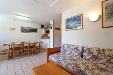 Location au ski Appartement 2 pièces mezzanine 6 personnes (26) - Résidence le Petit Mont Cenis - Termignon-la-Vanoise - Canapé-lit