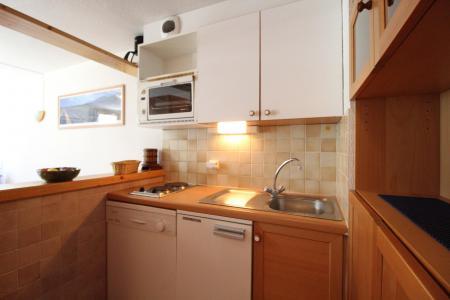 Location au ski Appartement 2 pièces mezzanine 6 personnes (26) - Résidence le Petit Mont Cenis - Termignon-la-Vanoise - Cuisine