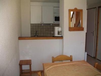 Location au ski Appartement 2 pièces mezzanine 6 personnes (31) - Residence Le Petit Mont Cenis - Termignon-la-Vanoise - Kitchenette