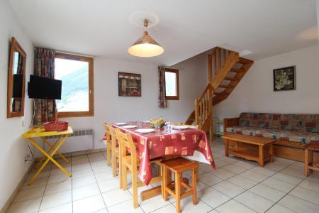 Location au ski Appartement duplex 3 pièces 8 personnes (30) - Résidence le Petit Mont Cenis - Termignon-la-Vanoise - Séjour