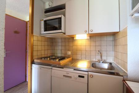 Location au ski Appartement duplex 3 pièces 8 personnes (32) - Résidence le Petit Mont Cenis - Termignon-la-Vanoise - Cuisine