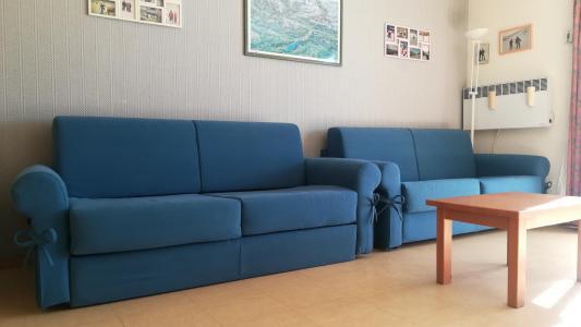 Location au ski Studio cabine 5 personnes (03) - Résidence le Petit Mont Cenis - Termignon-la-Vanoise - Séjour