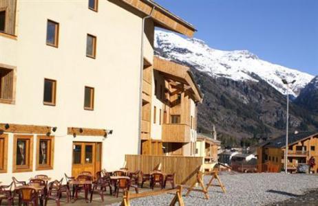 Location au ski Residence Les Terrasses De Termignon - Termignon-la-Vanoise - Extérieur hiver