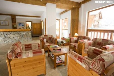 Location au ski Residence Les Terrasses De Termignon - Termignon-la-Vanoise - Réception