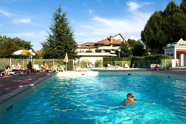 Location au ski Vvf Villages Lac Et Montagne - Thollon les Memises - Piscine
