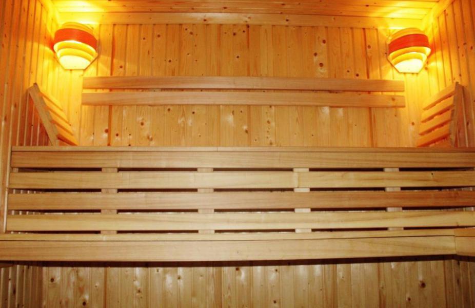 Location au ski VVF Villages Lac et Montagne - Thollon les Memises - Sauna
