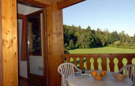 Location au ski Résidence les Chalets d'Evian - Thollon les Mémises - Balcon